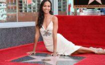 Zoe Saldaña, brillo caribeño para los taquillazos de Hollywood