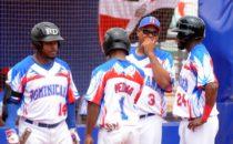 Sóftbol masculino clasificado para las finales en Barranquilla