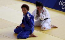Dominicana Soriano alcanza el primer oro del judo de Juegos de Barranquilla