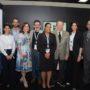 Jorge Selman, Julissa de Hasbun, Paul Hasbun, Gina Hasbun, Omar Hasbun, Yvette Marichal, Eduardo Selman, Tita Hasbun y Billy Hasbun.)